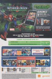 Verso de Ultimate Spider-Man (1re série) -68- Ultimatum (1)