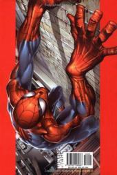 Verso de Ultimate Spider-Man (2000) -INT-01- Vol. 1