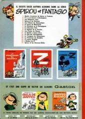 Verso de Spirou et Fantasio -4b65- Spirou et les héritiers