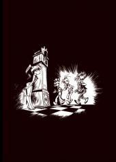Verso de Spirou et Fantasio (Une aventure de.../Le Spirou de...) -3TT- Le tombeau des Champignac