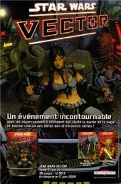 Verso de Star wars - La saga en BD (hors série) -3A- Numéro 3