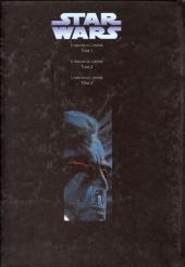 Verso de Star Wars - Le cycle de Thrawn (Dark Horse) -1a97- L'héritier de l'Empire - Tome 1