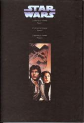 Verso de Star Wars - Le cycle de Thrawn (Dark Horse) -2a97- L'héritier de l'Empire - Tome 2