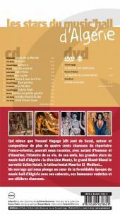Verso de BD World - Les stars du music'hall d'Algérie
