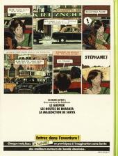 Verso de Stéphane Clément -6- L'étreinte d'Howrah