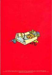 Verso de Super Picsou Géant -145- Numéro 145