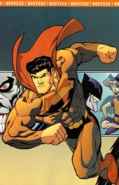 Verso de Superman & Batman (Panini) -1- Face à face (1)