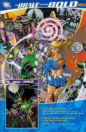 Verso de Superman & Batman (Panini) -7- Hommes et monstres