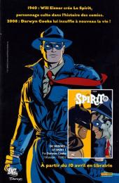Verso de Superman & Batman (Panini) -8- Le dernier lendemain