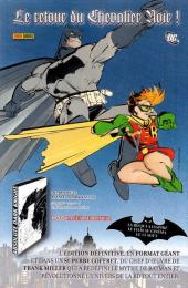 Verso de Superman & Batman (Panini) -10- Double langage