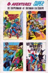 Verso de Superman - Collection le Monde de Krypton -5- Kidnappé!