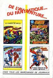 Verso de Superman (Poche) (Sagédition) -23- Le super-piège