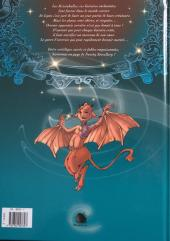 Verso de Sweety sorcellery -1- Le Cœur d'Aï-Lynn