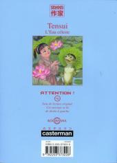 Verso de Tensui -1- L'eau céleste