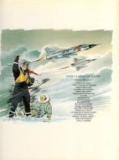 Verso de Tanguy et Laverdure -13b1976- Lieutenant Double Bang
