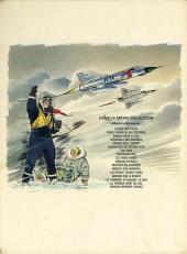 Verso de Tanguy et Laverdure -5c1972- Mirage sur l'Orient