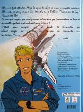 Verso de Tania -4- Les diamants de l'espace