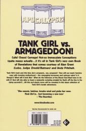 Verso de Tank Girl: Apocalypse! (1995) -INT- Tank Girl: Apocalypse