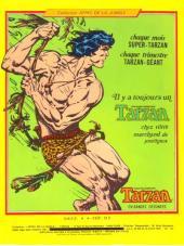 Verso de Tarzan (7e Série - Sagédition) (Appel de la Jungle) -10- Le navire-roi