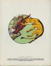 Verso de Tarzan (7e Série - Sagédition) (Appel de la Jungle) -5- L'étrange citadelle