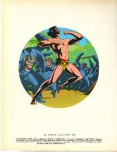 Verso de Tarzan (7e Série - Sagédition) (Appel de la Jungle) -8- Captifs des Igothas