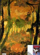 Verso de Le chasseur de légendes -2- Le Templier d'Aube