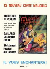 Verso de Terrificolor -3- Les pions maudits