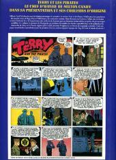 Verso de Terry et les pirates (Intégrale) -1a- Intégrale tome1 (1934-35)