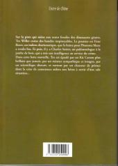 Verso de Tex (Maxi) (Clair de Lune) -2- Le chasseur de fossiles