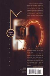 Verso de Sandman (The) (1989) -INT07- Brief lives