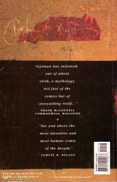 Verso de Sandman (The) (1989) -INT04- Season of mists