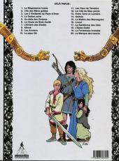 Verso de Thorgal -16b1995- Louve