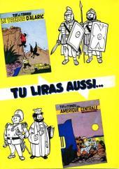 Verso de Tif et Tondu -Pir2- La Revanche d'Arsène Rupin