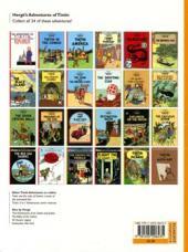 Verso de Tintin (The Adventures of) -12f2002- Red Rackham's Treasure