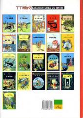 Verso de Tintin (en chinois) -6- L'Oreille cassée
