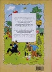 Verso de Tintin (en langues régionales) -8Alsacien- Im Ottokar sinner zepter