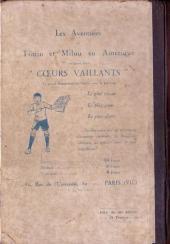 Verso de Tintin (Historique) -3A-OgéO- Tintin en Amérique