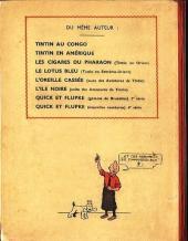 Verso de Tintin (Historique) -8- Le sceptre d'Ottokar