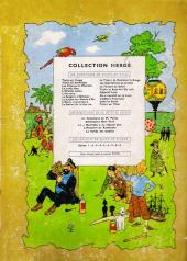 Verso de Tintin (Historique) -5B29- Le lotus bleu