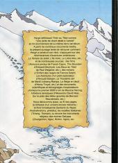 Verso de Tintin - Pastiches, parodies & pirates -PIR- Retour au tibet