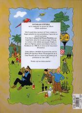 Verso de Tintin (en langues régionales) -10Picard- Ch'cailleu d'étoéle