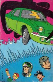 Verso de (Recueil) Tintin (Sélection) -9- Rien que des aventures complètes et inédites.