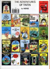 Verso de Tintin (The Adventures of) -11b89- The Secret of the Unicorn