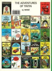 Verso de Tintin (The Adventures of) -11d94- The Secret of the Unicorn