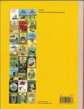 Verso de Tintin (Historique) -INT- Tout Tintin