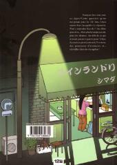 Verso de Tôkyôland - Les aventures d'un Français au Japon