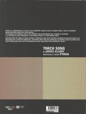 Verso de Torch Song - Tome 1