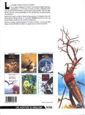 Verso de Les tours de Bois-Maury -1b- Babette