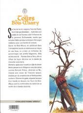 Verso de Les tours de Bois-Maury -5b- Alda