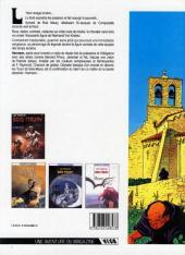 Verso de Les tours de Bois-Maury -4'- Reinhardt